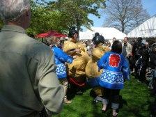 Sumo wrestling for beginners